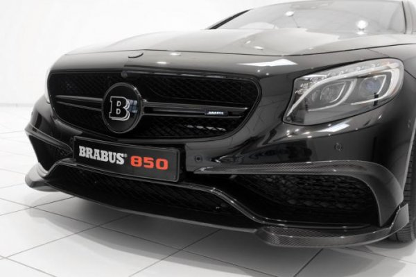 Mercedes-Benz 850 Coupe от ателье Brabus (34 фото)
